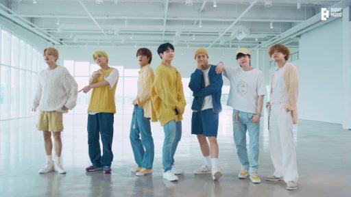 BTS Butter performance