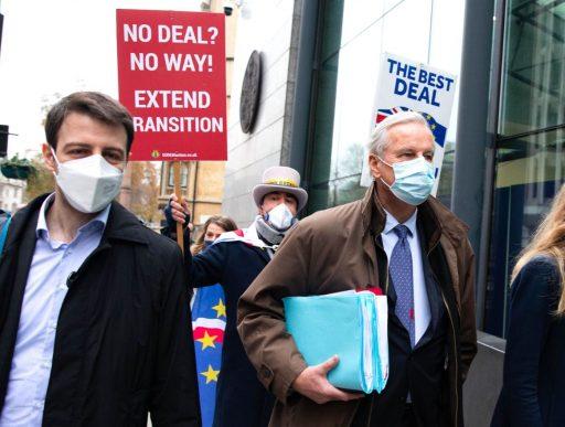 Geen akkoord over brexit: naar rechtstreeks overleg tussen Johnson en Von der Leyen