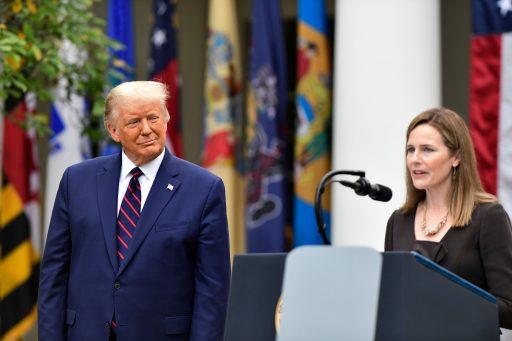 Donald Trump choisit la juge conservatrice Amy Coney Barrett pour la Cour suprême