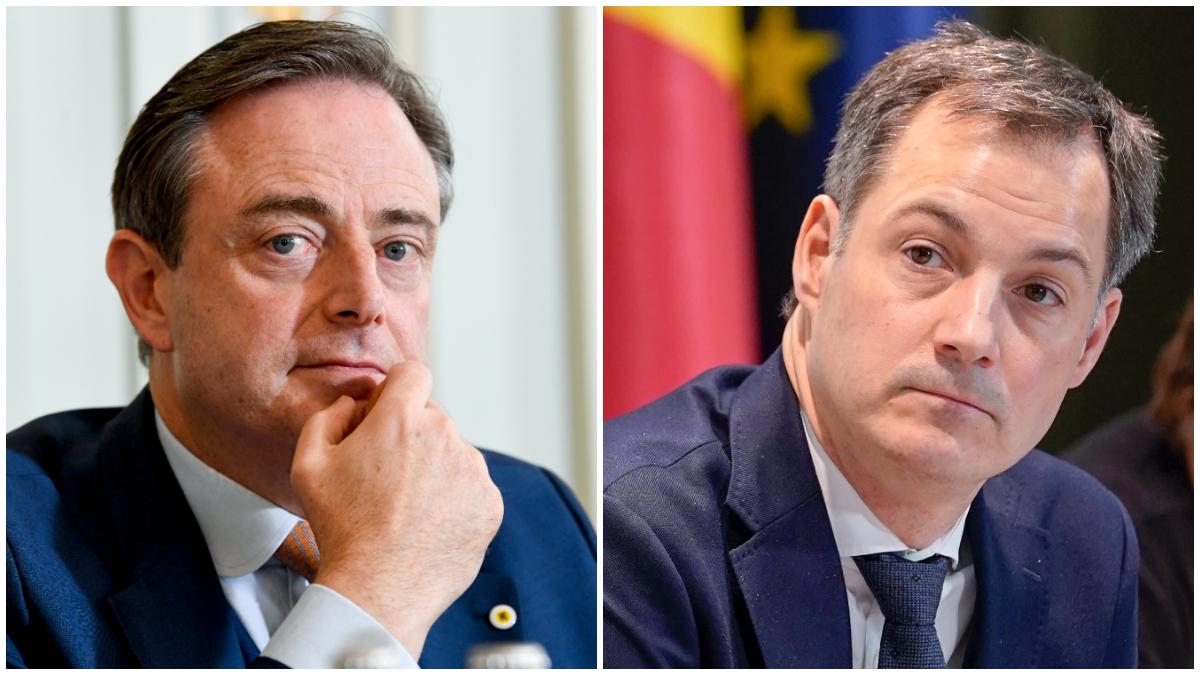 Bart De Wever (N-VA) - Alexander De Croo (Open Vld)