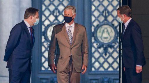 Duo De Wever – Magnette temporiseert: eerst intern overleg met bubbel van vijf, dan blauw en groen