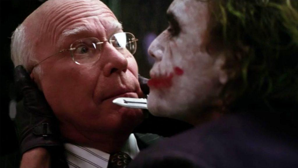 Batman Senator Leahy