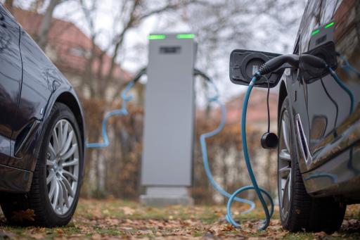 Batterijen elektrische auto