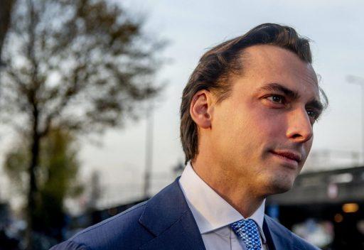 Europarlementariërs scheuren zich af van Nederlandse FvD omdat Baudet partijleider blijft