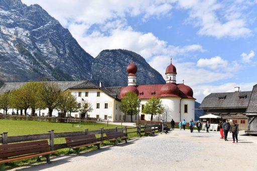 Duitsland plaatst Alpengebied in lockdown
