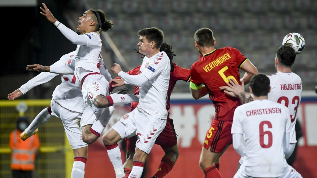België Denemarken Nations League