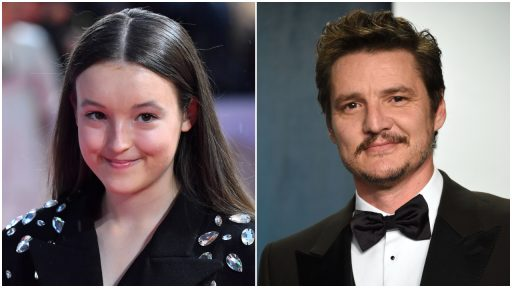 Bella Ramsey Pedro Pascal The Last of Us