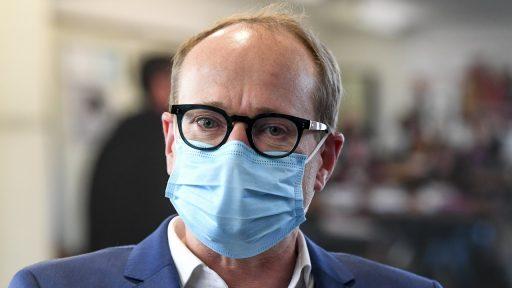 Ben Weyts Vlaams minister Onderwijs N-VA