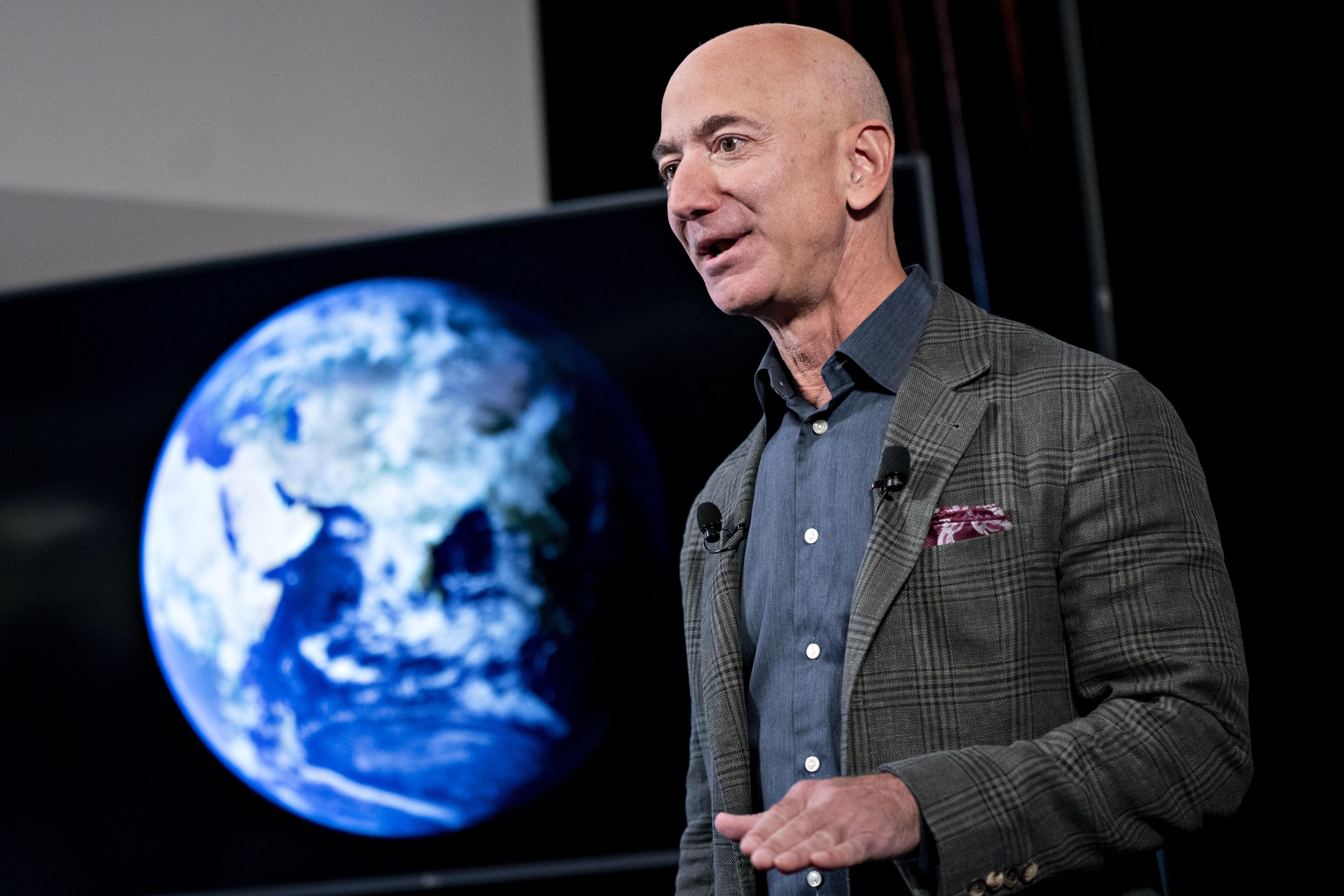 Jeff Bezos a déjà gagné 57 milliards de dollars en 2020