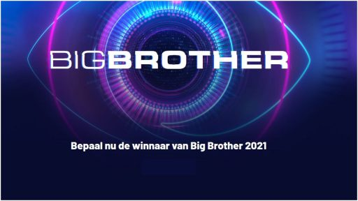 Big Brother stemmen
