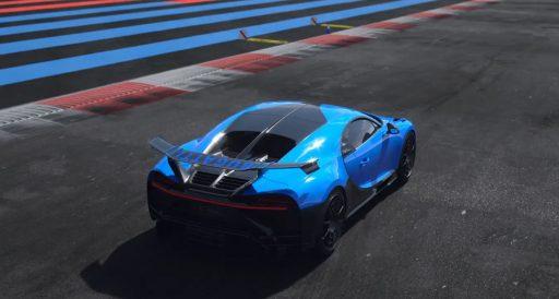 Bugatti onthult de superlichte 'Bolide': heerlijk onpraktische topsnelheid en prachtdesign
