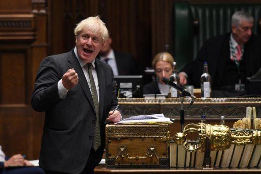 Omstreden Britse wet olifant in de kamer tijdens nieuwe brexitgesprekken