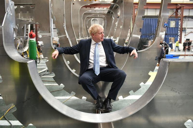 Plusieurs informations économiques publiées cette semaine brossent un tableau sombre de l'économie britannique, avec les élections et le Brexit à venir.