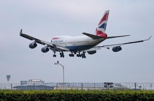 Filmwereld redt Boeing 747 van British Airways van de schroothoop