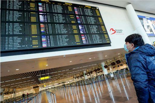 Brussels Airport reçoit une accréditation qui valide ses mesures Covid