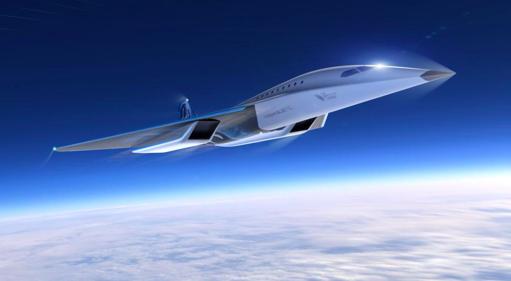 Le milliardaire Branson et Rolls-Royce vont construire le 'Concorde du futur'