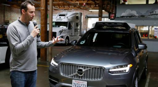 L'ex-ingénieur au cœur d'une affaire de vol de technologie entre Google et Uber condamné à la prison ferme