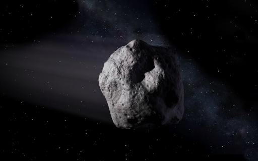 Un astéroïde pourrait frapper les États-Unis… 1 jour avant l'élection présidentielle