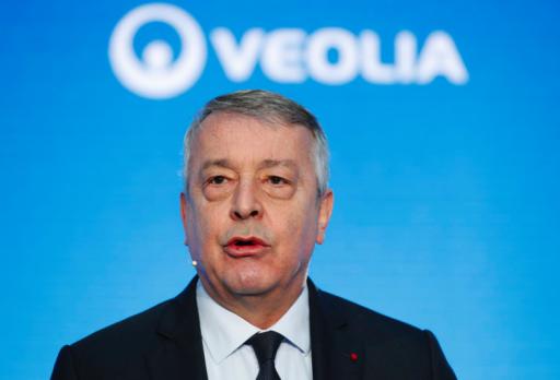 Le PDG de Veolia: 'Les dirigeants de Suez ont trahi leur entreprise et la France'