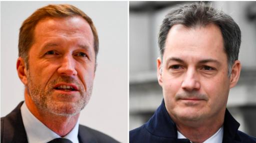 Paul Magnette et Alexander de Croo sont nommés co-formateurs: 'La confiance est rétablie'