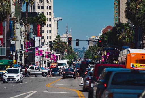 La Californie va interdire l'achat des véhicules thermiques d'ici 2035