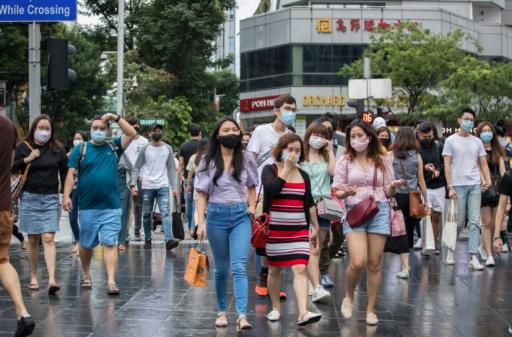 Les expats n'ont plus la cote à Singapour, et inversement