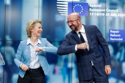 Les obligations du fonds de l'UE dépassent les attentes avec un montant record de 150 milliards d'euros