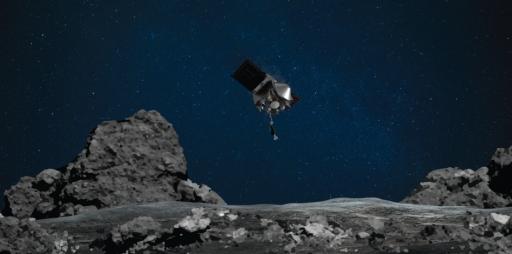 Mission accomplie pour la sonde OSIRIS-Rex : 'Nous avons écrit une page de l'histoire '