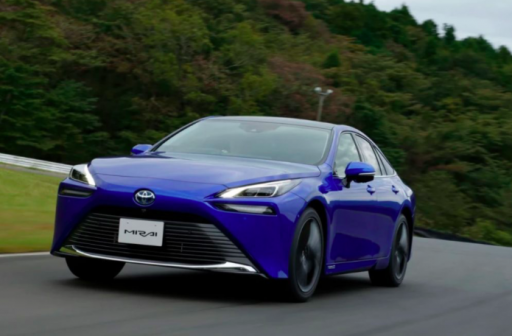 Toyota propulse sa Mirai à hydrogène sur le marché belge en la rendant 20% moins chère