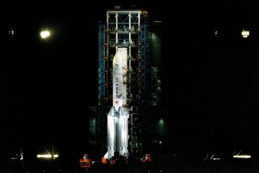 Wat is er zo bijzonder aan de Chinese maanmissie Chang'e 5?