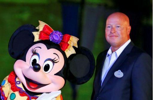 Bob Chapek, The Walt Disney Company