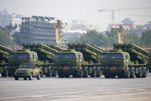 China wuift Amerikaanse uitnodiging voor gesprekken nucleaire wapencontrole kordaat af