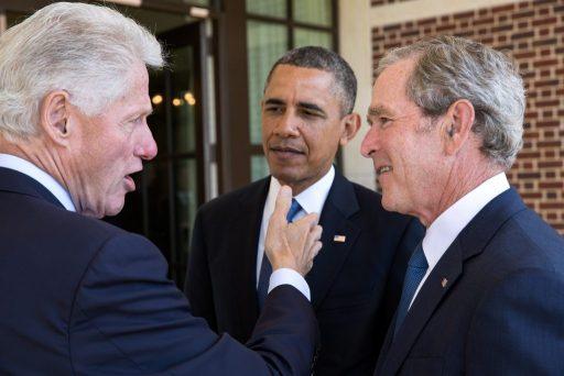 Obama, Bush, Clinton et Carter font campagne en faveur du vaccin contre le Covid-19