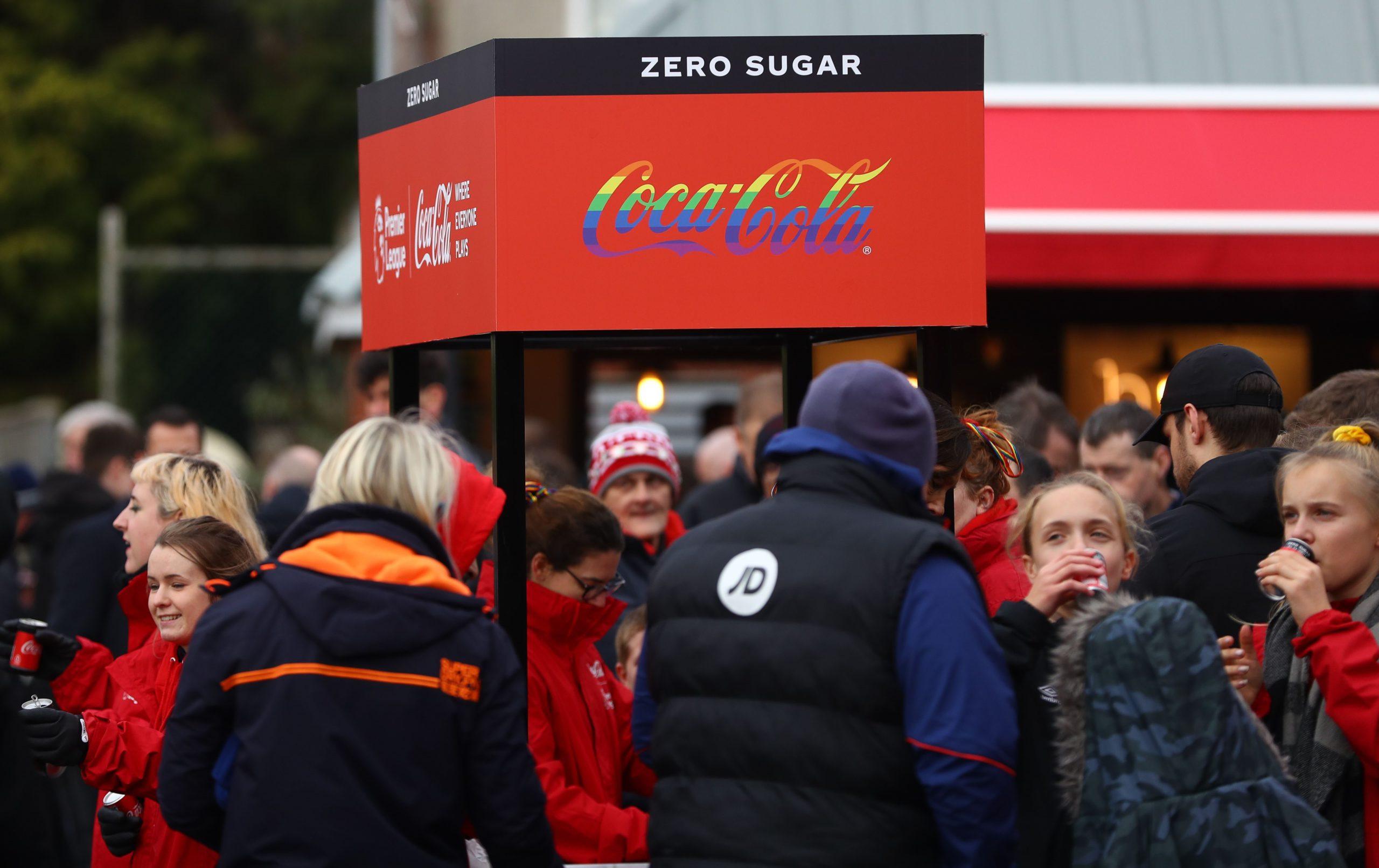 'Holidays are coming' chez Coca-Cola, mais la multinationale devra faire sans une partie de son personnel belge ce mercredi.