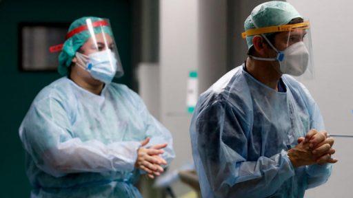 Coronavirus: plus de 4.000 patients Covid-19 dans les hôpitaux belges