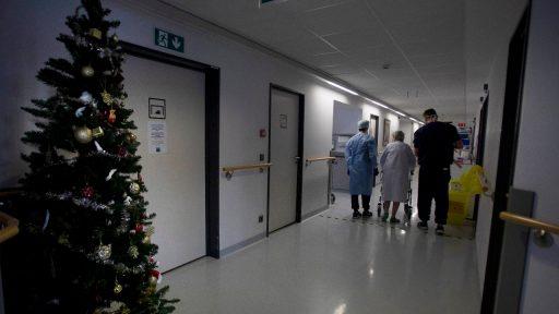 Minder dan 4.000 coronapatiënten in het ziekenhuis
