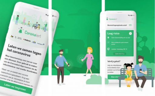 Al meer dan 403.000 Belgen hebben corona-app op hun smartphone
