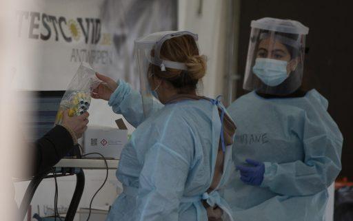Recordaantal coronapatiënten in Belgische ziekenhuizen
