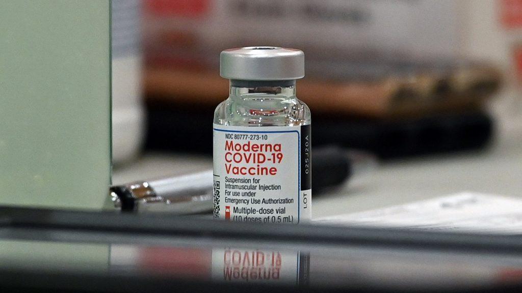 Coronavaccin Moderna
