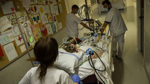 Coronavirus Erasmus ziekenhuis Brussel