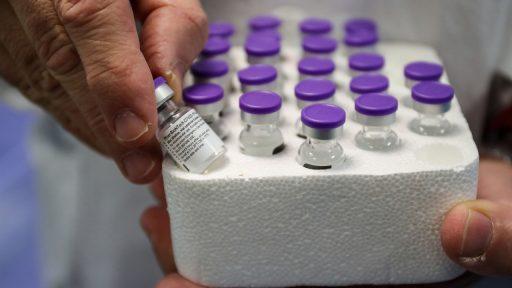 Coronavirus Vaccin dosis