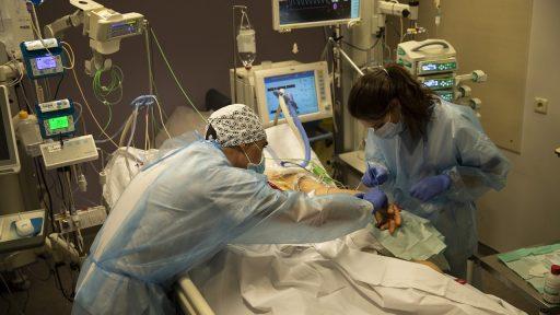 Coronavirus ziekenhuis dokters