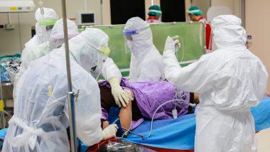 Coronavirus ziekenhuis dokters patient