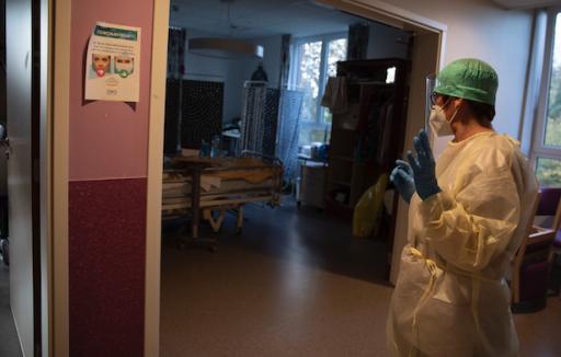 Coronavirus: patiënten met Covid-19 op intensieve zorg zakt onder 1.000, aantal overlijdens blijft hoog