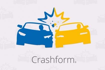 Crashform, vous connaissez? L'appli pour déclarer un accident vient de subir une évolution majeure