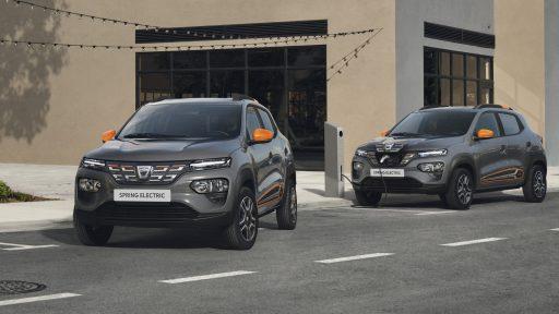 Dacia dévoile la voiture électrique 'la moins chère du marché européen'