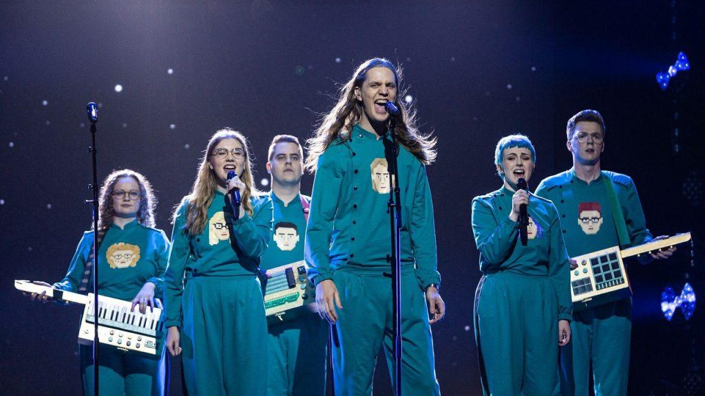 Daði-Freyr eurovisiesongfestival