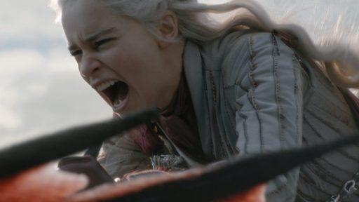Daenerys Targaryen Mad Queen Emilia Clarke