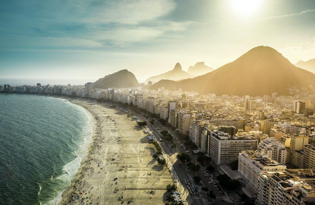 Dans de Braziliaanse samba met cachaça