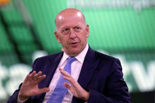 Quand le CEO de Goldman Sachs se prend pour un DJ en pleine pandémie